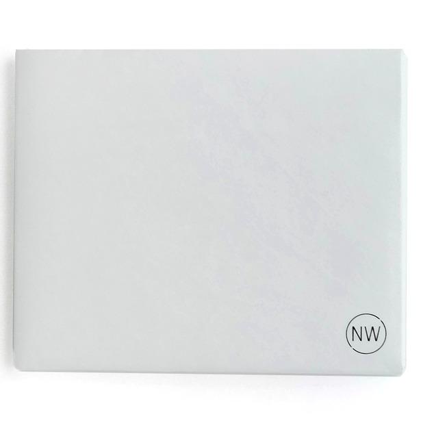 фото Бумажник New wallet White