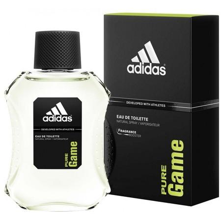Купить Туалетная вода мужская Adidas Pure Game