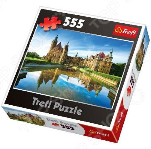 Пазл 555 элементов Trefl «Замок в Польше»