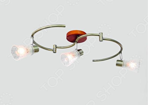 Светильник потолочный Rivoli Satiro-wave-C-3xE14-40W