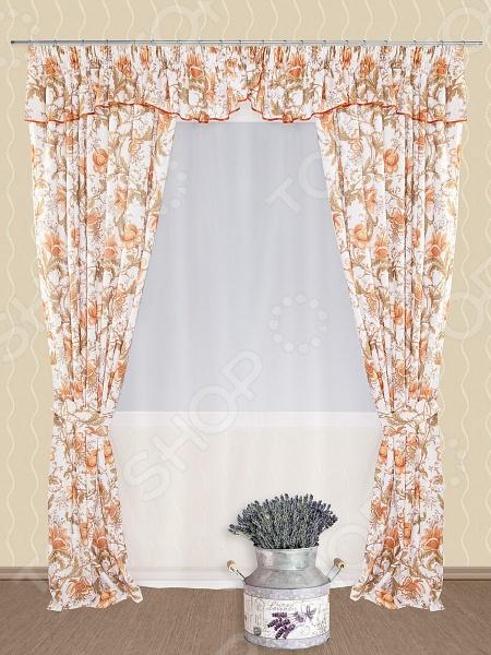 Комплект штор Злата Корунка 55501 крестильная икона злата могленская купить