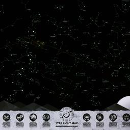 фото Карта звездного неба BadLab Star Light
