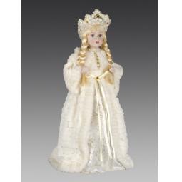 фото Кукла под елку Holiday Classics «Снегурочка» 1709396
