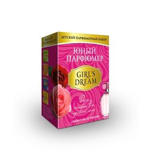 Купить Набор для создания духов Каррас Girl's Dream