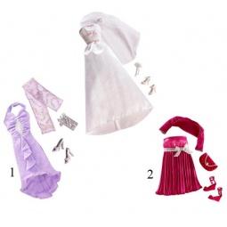 фото Набор одежды для игрушек (платья) Mattel. В ассортименте
