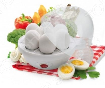 Яйцеварка-пароварка Bradex «Будь здоров»