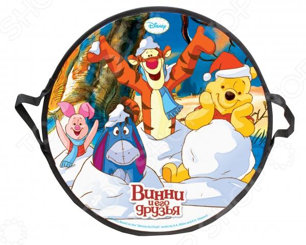Ледянка Disney «Винни-Пух» disney винни пух ледянка круглая disney винни пух 52 см