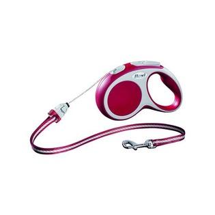 Купить Поводок-рулетка Flexi VARIO S. Цвет: красный
