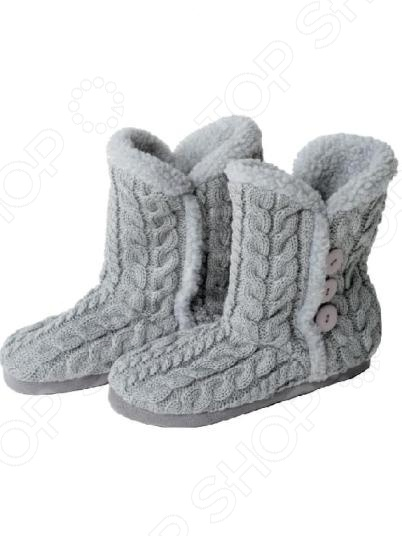 Тапочки-носочки Burlesco H17 погремушки s s мягкая погремушка тапочки носочки
