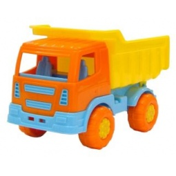 фото Машинка игрушечная Полесье «Тёма самосвал». В ассортименте