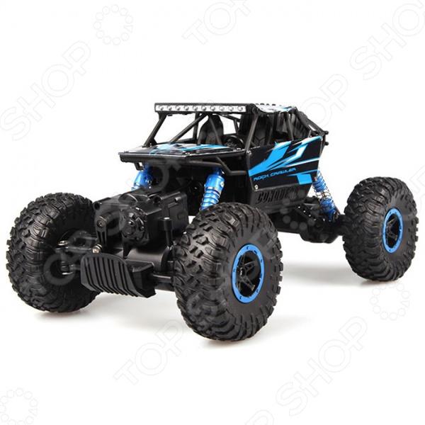 Машина на радиоуправлении Rock Crawler 1717003