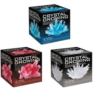 Купить Набор для выращивания кристаллов 4M «Удивительные кристаллы. Мультицвет». В ассортименте