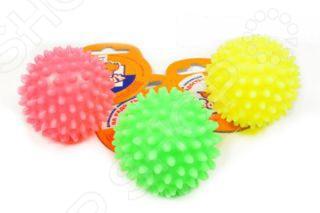 Игрушка для собак ЗООНИК «Мяч для массажа». В ассортименте игрушка для собак зооник сарделька 12 5см в ассортименте