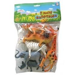 Купить Набор игрушечных животных 1 TOY Т50465