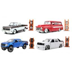фото Модель автомобиля 1:24 Jada Toys 54027-W4. В ассортименте