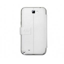 фото Чехол LaZarr Cover Case для Samsung Galaxy Note 2 N7100. Цвет: белый