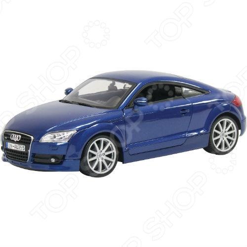 Модель автомобиля 1:18 Motormax Audi TT Coupe
