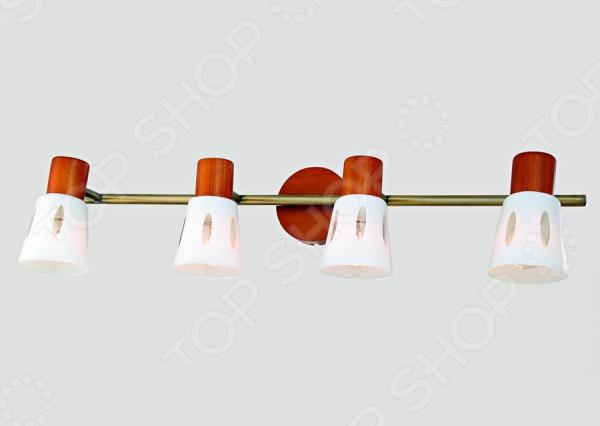 Светильник настенно-потолочный Rivoli Argo-W/C-4 гарнитуры душевые argo набор для биде лейка шланг кронштейн argo dina блистер