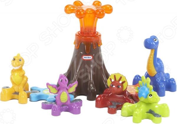 фото Игрушка для малыша Little Tikes «Заводные динозавры», Музыкальные игрушки для малышей
