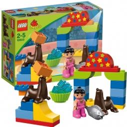 фото Конструктор LEGO Цирковое представление