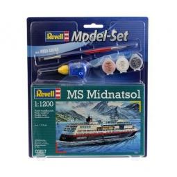 Купить Набор сборной модели круизного лайнера Revell Midnatsol