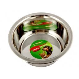 фото Миска для собак TRIOL металлическая. Объем: 4 л