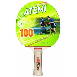 Купить Ракетка для настольного тенниса ATEMI 100 CV