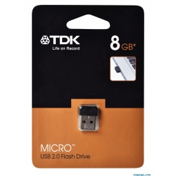 фото Флешка TDK MICRO 8GB 2.0 USB Flash Drive