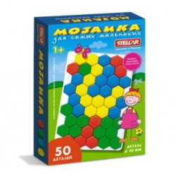Купить Мозаика Стеллар «Шестигранники»
