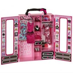 фото Игровой набор Mattel Barbie «Торговый автомат модной одежды»
