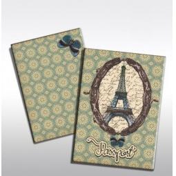фото Обложка для паспорта Феникс-Презент «Эйфелева башня»