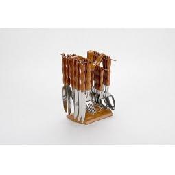 фото Набор столовых приборов на подставке Mayer&Boch MB-20003