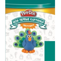 Купить Play-Doh. Зверушки