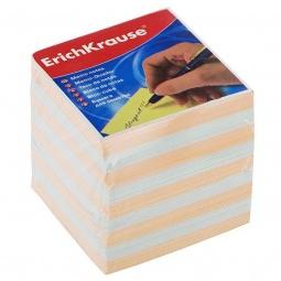 Купить Блок для записей Erich Krause. Цвет: персиковый