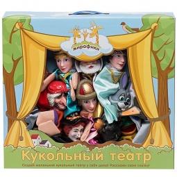 фото Набор для кукольного театра Жирафики «Царевна Лягушка»