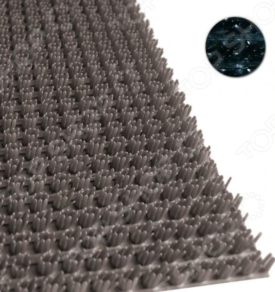 Коврик-дорожка против скольжения Vortex «Травка» коврик дорожка vortex zig zag против скольжения цвет черный 8 мм 0 9 х 10 м