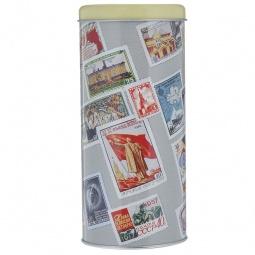 фото Емкость для сыпучих продуктов Феникс-Презент «Почтовые марки»