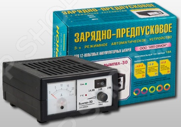Устройство зарядно-предпусковое ОРИОН Вымпел-30 зарядное устройство орион вымпел 57