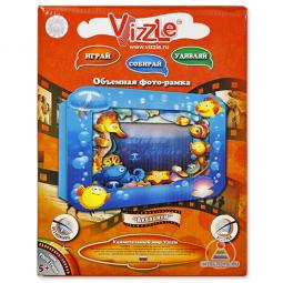 Купить Фоторамка объемная Vizzle Аквариум