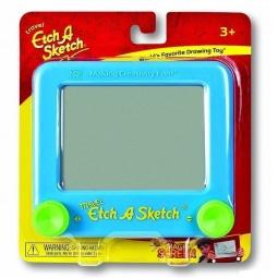 Купить Экран для рисования Etch-a-sketch Travel. В ассортименте