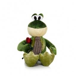 фото Мягкая игрушка Maxitoys «Лягушонок Марк»