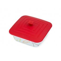 фото Форма для выпечки керамическая Oursson BW1907C. Цвет: красный