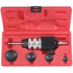 Купить Набор приспособлений для притирки клапанов с пневмоприводом Force F-62114