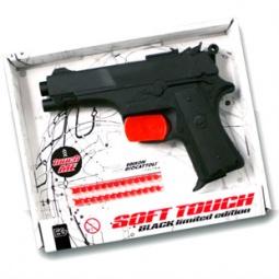 Купить Пистолет с пистонами Edison Giocattoli Leopardmatic