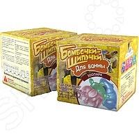 Набор для создания бомбочек Инновации для детей «Зоопарк» набор для изготовления мыла инновации для детей мыльная мастерская тропический микс 744