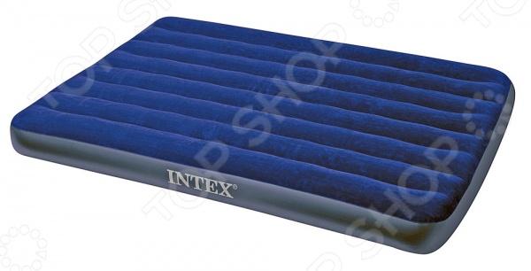 Кровать надувная Intex с68758 кровать надувная односпальная intex prime comfort со встроенным насосом 220в 64444