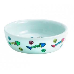 Купить Миска для кошек Beeztees «Рыбки» 651050