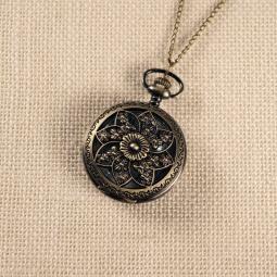 Купить Кулон-часы Mitya Veselkov «Ромашки (мини)»