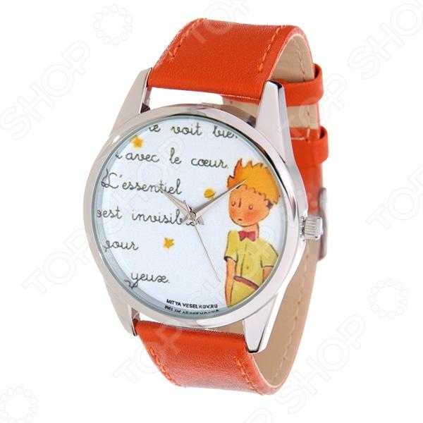 Часы наручные Mitya Veselkov «Принц и новелла» Color часы наручные mitya veselkov райский сад color