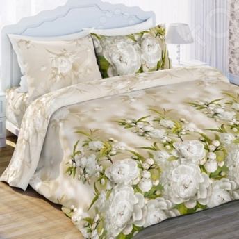 Zakazat.ru: Комплект постельного белья Любимый дом «Яблоневый Цвет». 2-спальный